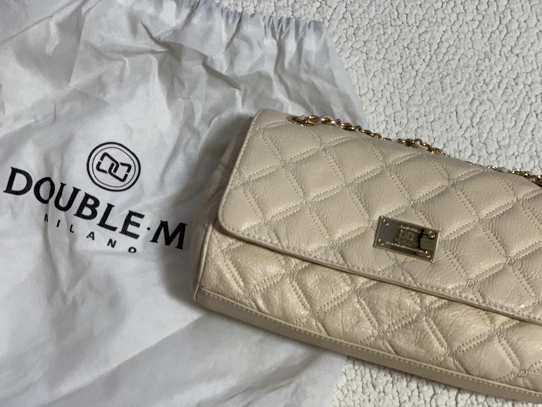 더블엠 체인 가방