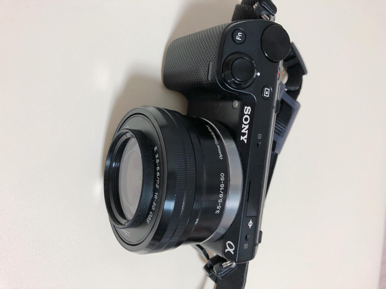 소니NEX-5R디카
