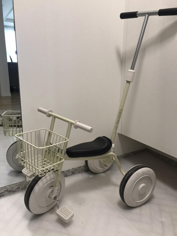 무인양품 세발자전거 자전거 유아자전거