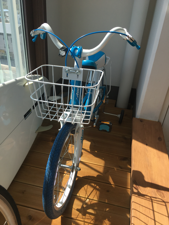 알톤 퍼피 18인치 유아 자전거