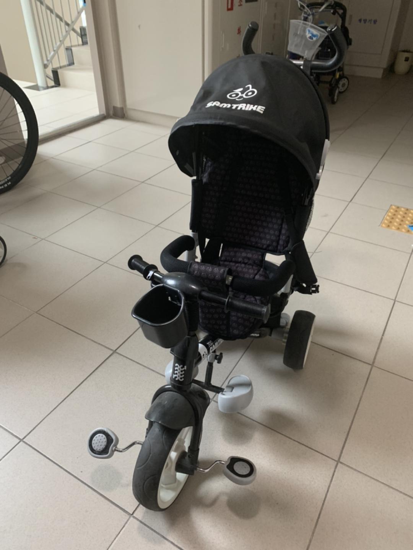 유아자전거 유모차자전거(가격내링)