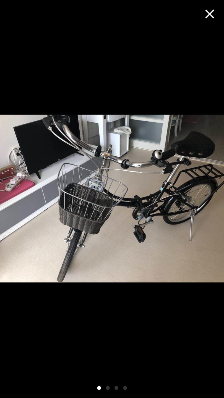 한번탄 자전거에요