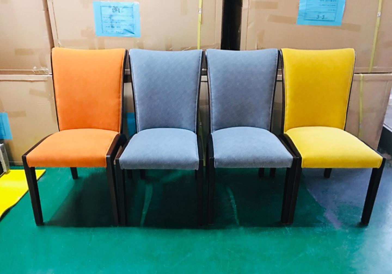 천갈이 의자 쇼파 소파