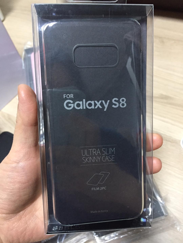 Galaxy S8  S8+ 갤럭시 투명 케이스