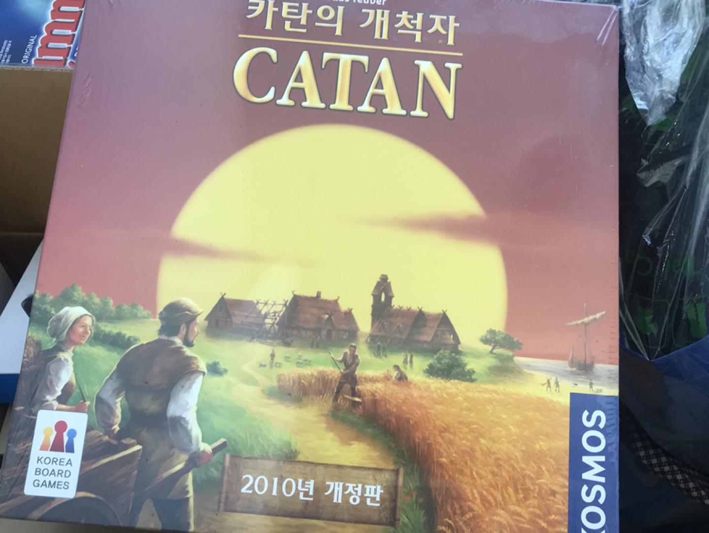 카탄의 개척자 2010개정판 새상품