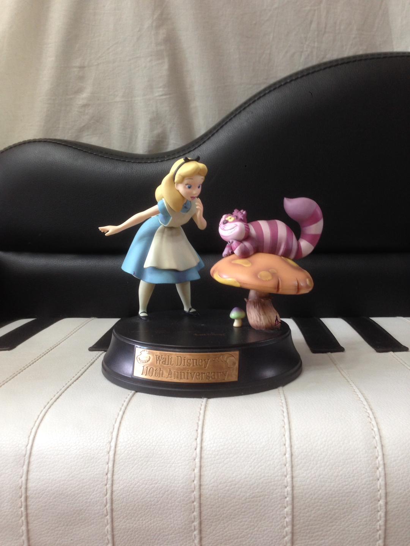 월트 디즈니 110주년 기념 앨리스 피규어
