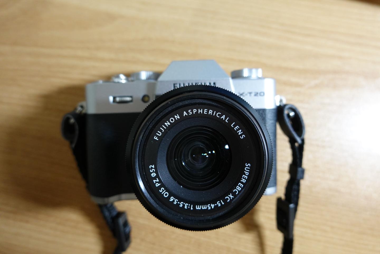 후지필름 미러리스 카메라 x-t20