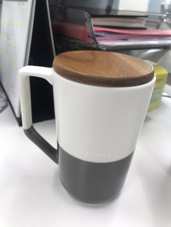 스타벅스 tea컵