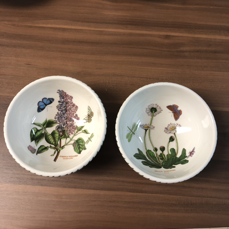 포트메리온 그릇 종류 다양 새상품 컨디션