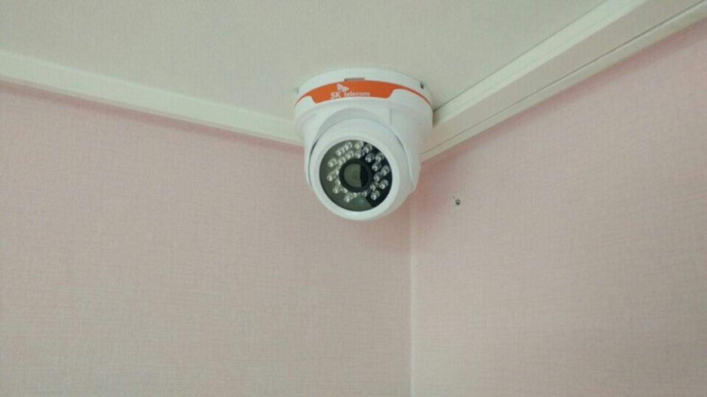 SK CCTV 씨씨티브이 입니다