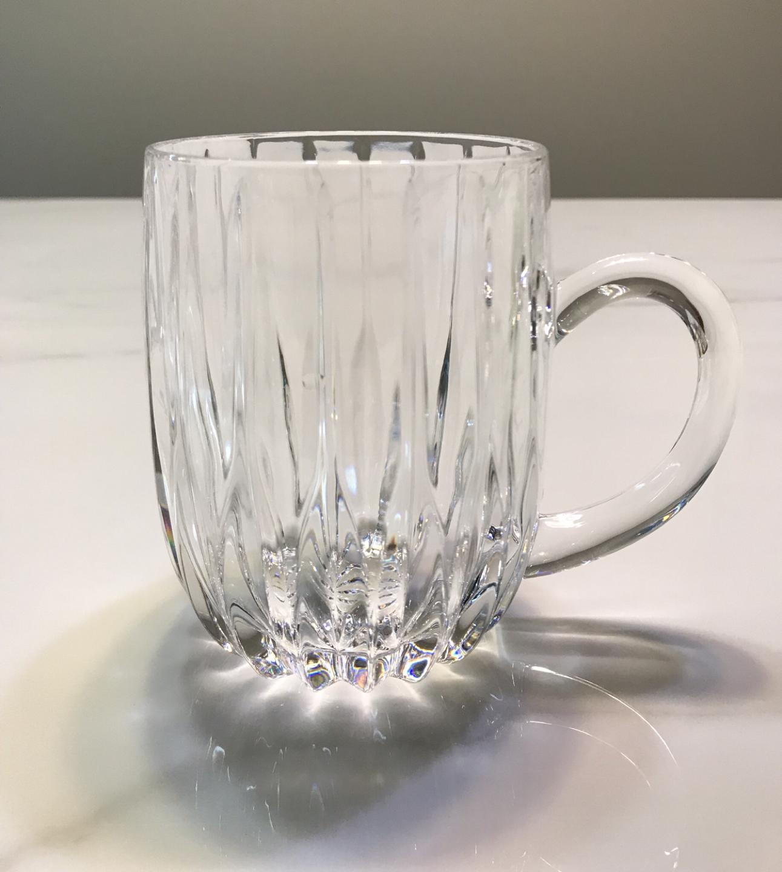 Parka crystal Beer Glass (set of 2)