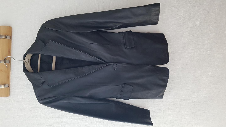 양가죽 재킷 사이즈55