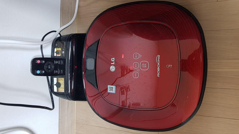 LG 로봇청소기 V-R6272LVM 가격내립니다