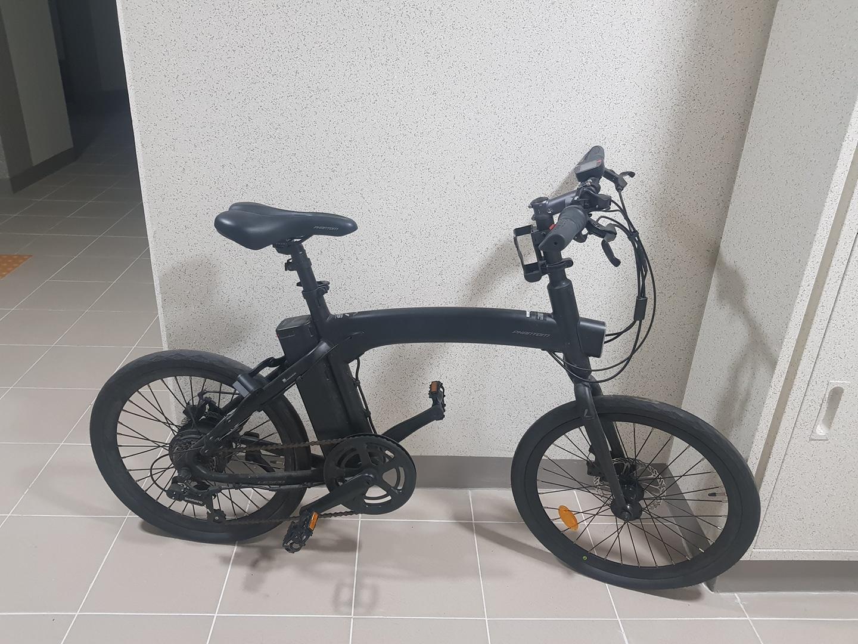 전기 자전거 팝니다^^