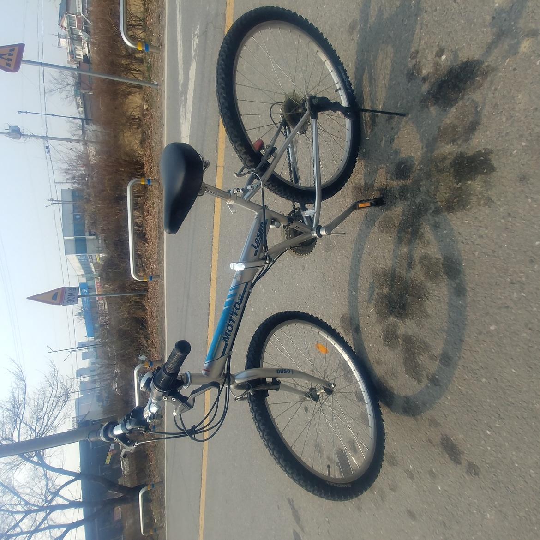 삼천리 자전거 LESPO 레스포 26 모토 GS 접이식 자전거 팝니다