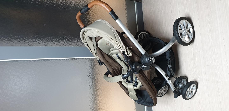리안 스핀 유모차 + 카시트 (2015 LX 모델)