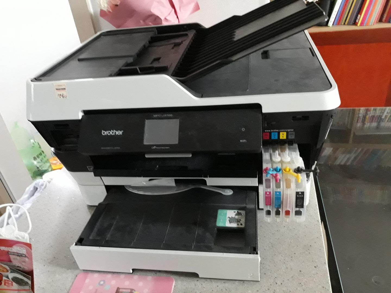 프린터입니다~