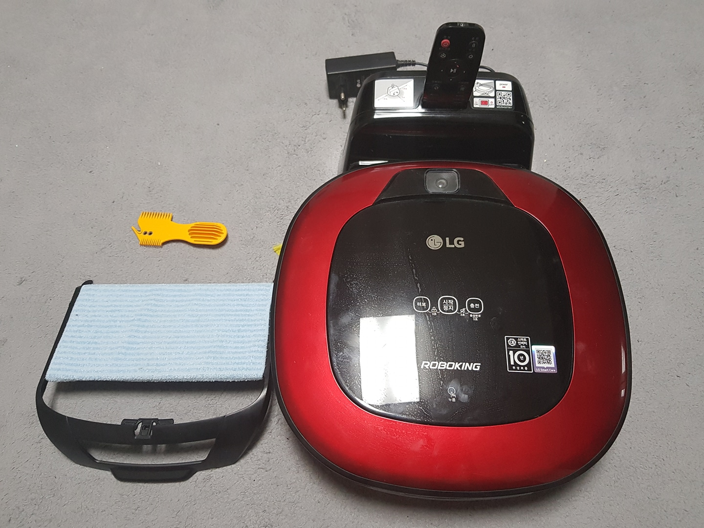 LG 로보킹 로봇청소기 청소기 로보청소기