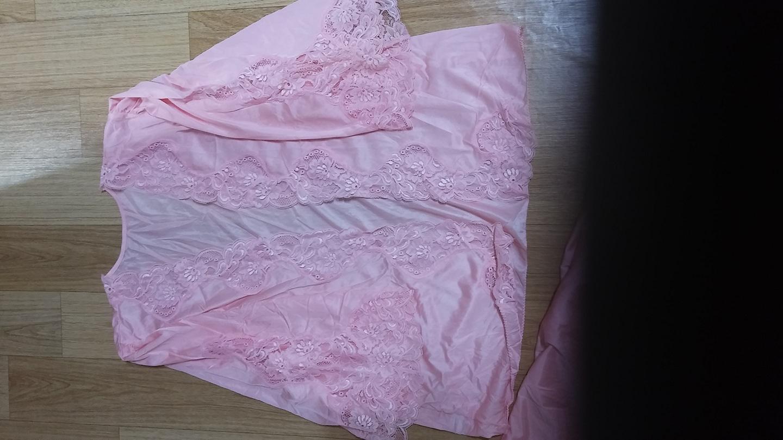 DELUXE LINGERIE  앙상블 잠옷, 가운 잠옷(가격내림)