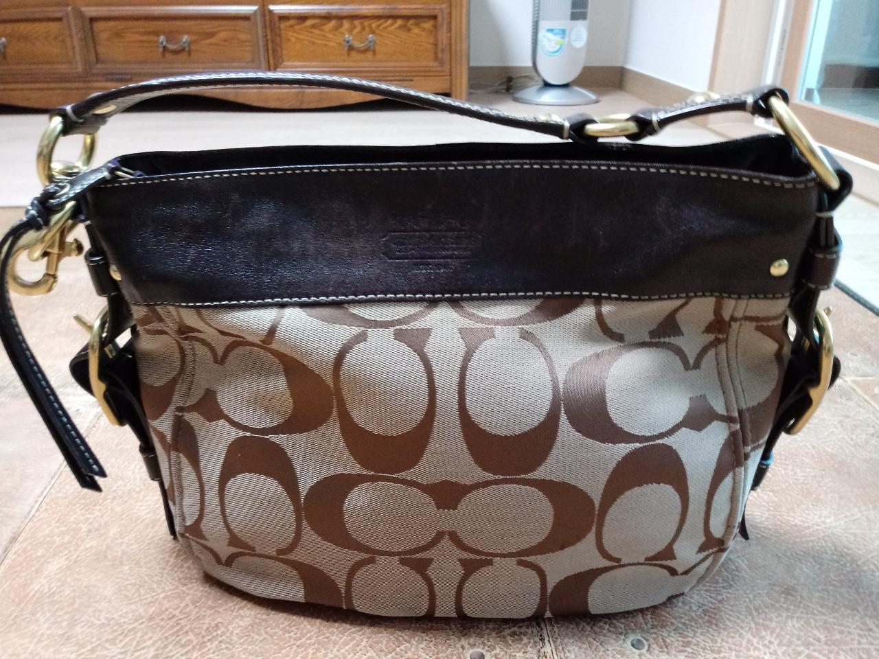 코치정품가방