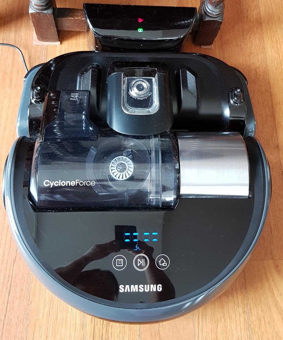 삼성 파워봇 로봇청소기 VR20J9020UG
