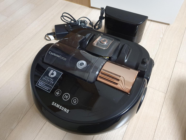 삼성 파워봇 VR20J9250 로봇청소기