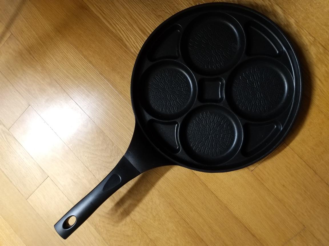 키친아트 4구 후라이팬