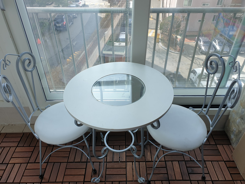 2인 테이블
