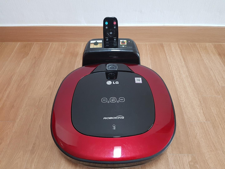 LG 로봇청소기 터보