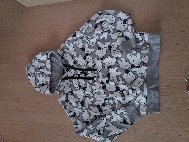 새옷 디자이유나이티드 디즈니 후드집업 105