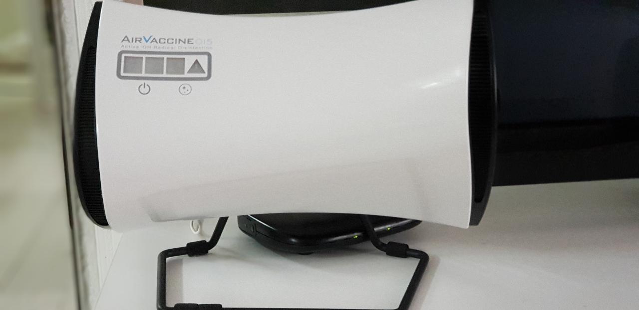공기청정기, 공기 살균기, 에어백신015