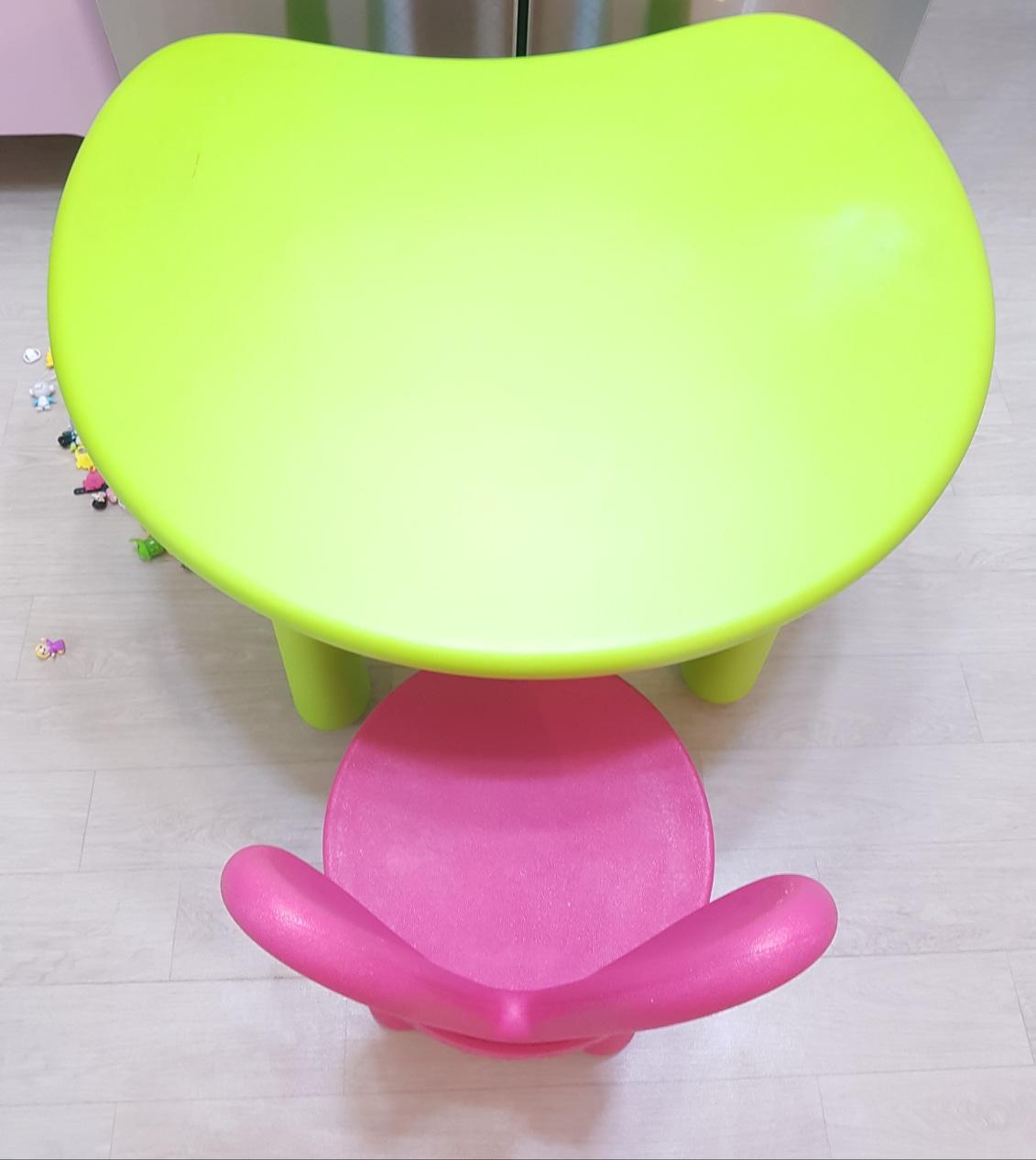 한샘.아기책상.유아책상 의자1개ㆍ직거래.20000