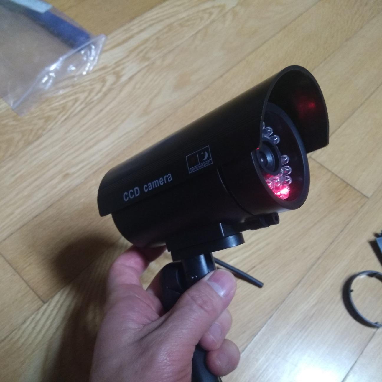 모형CCTV카메라,모형카메라,모형감시카메라