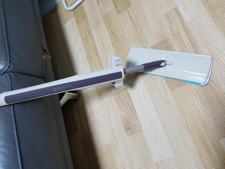 밀대걸레/노터치 파워슬라이드 밀대청소기