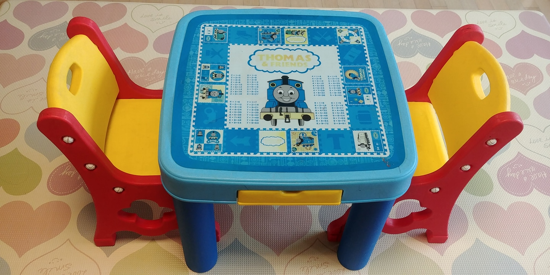 유아 책상 의자