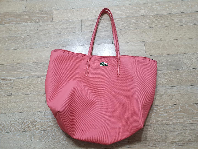 라코스테 숄더 가방