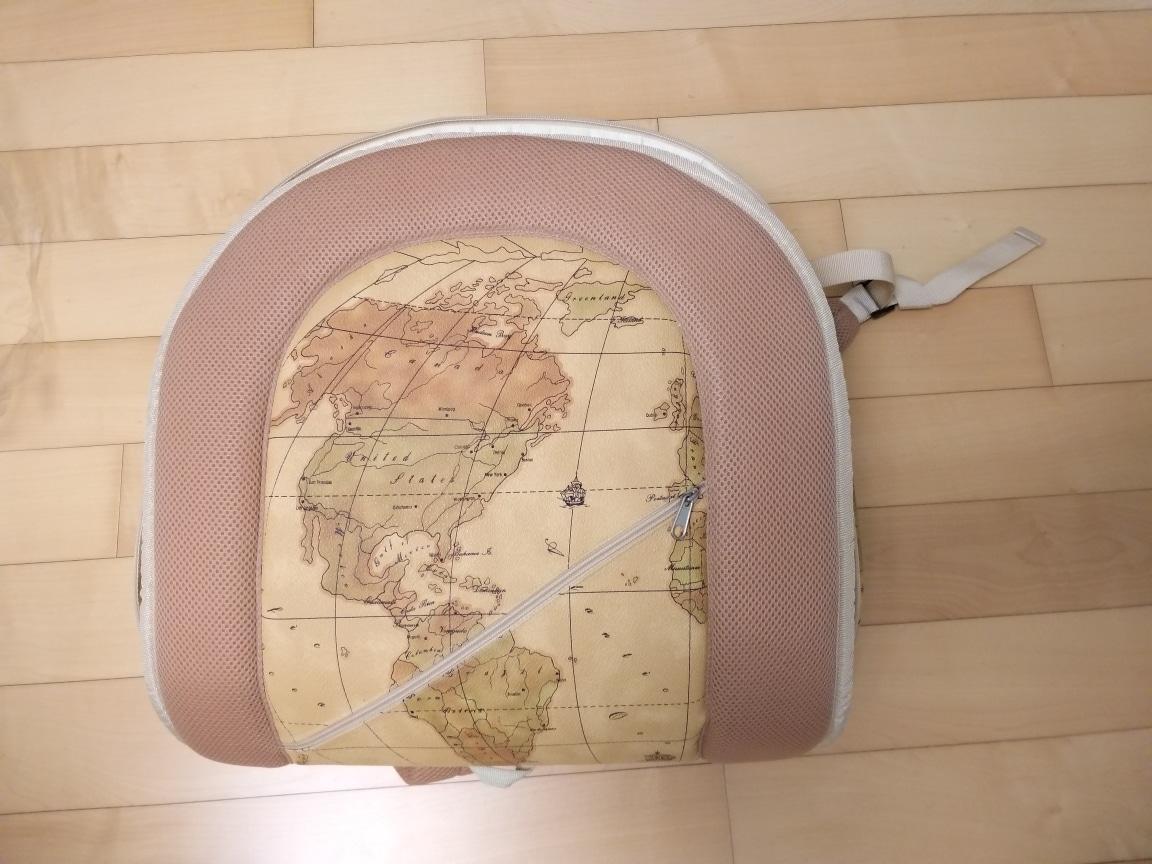 누보백 아기침대 아기가방 기저귀가방