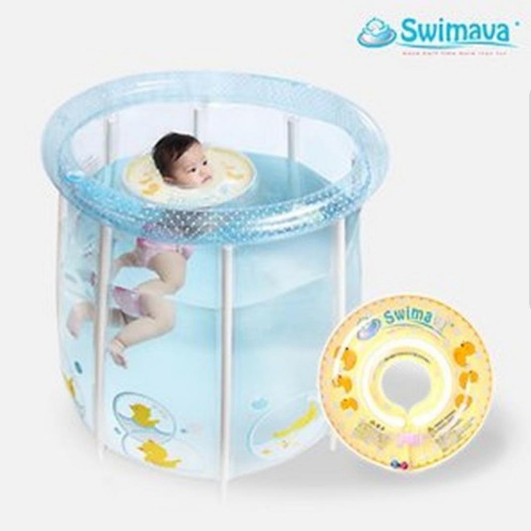 스위마바 아기수영장&목튜브