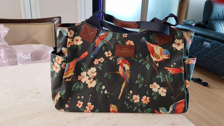 바이네르 앵무새가방
