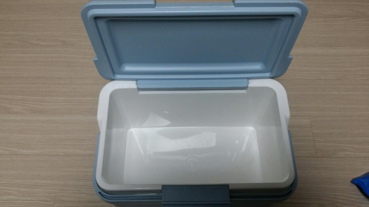 아이스박스 8.5리터 상태 특A