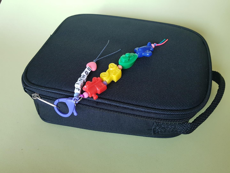 교통수단(자동차,기차,배,비행기) 이니셜 키링고리 유치원가방,어린이집,보조가방,악기