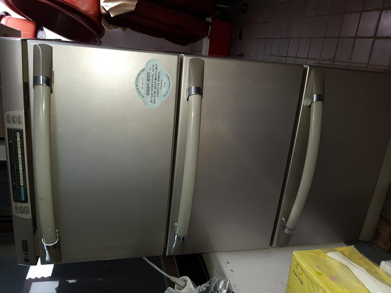 1124  엘지 서랍식 김치 냉장고..잡곡 보관용으로 썼어요.이사관계로