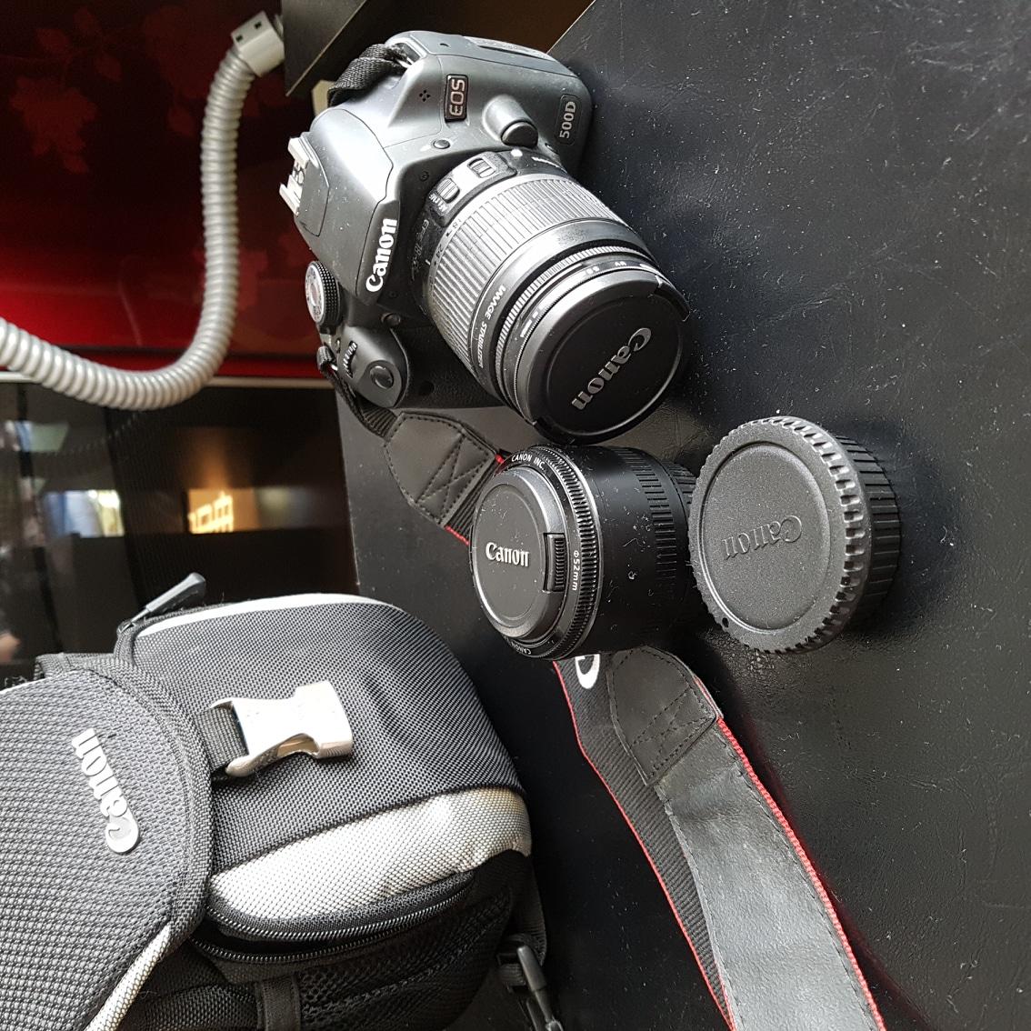 캐논 카메라EOS500D