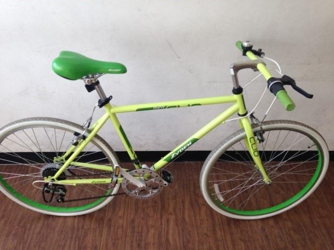 쟈이덴 하이브리드 자전거 21단 기어