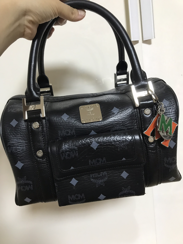 mcm 가방 도트백 2만원 (a급가품?)