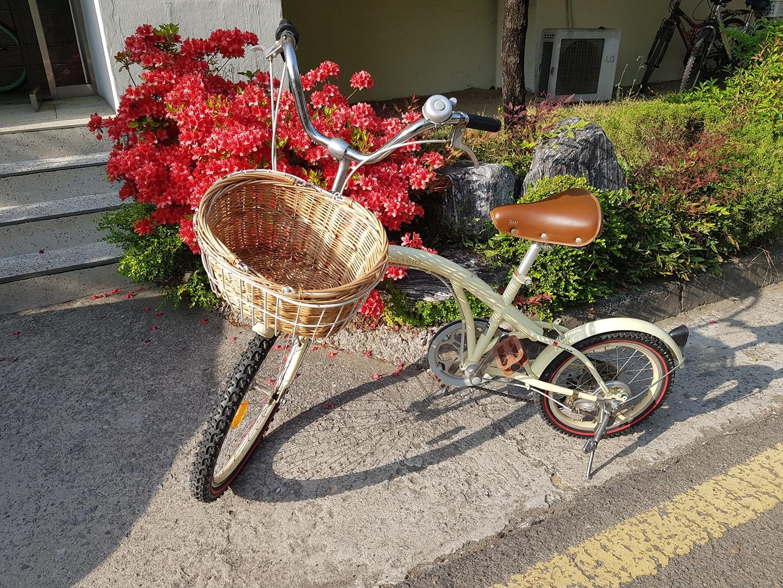 클래식 자전거 팝니다.