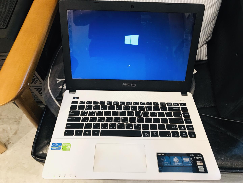 Asus 노트북 팜니다