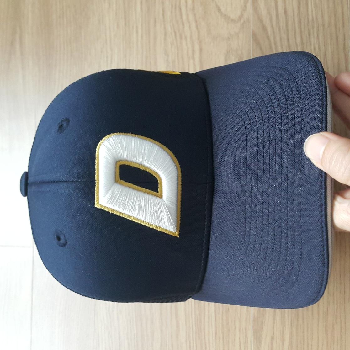 두산 베어스 야구 모자