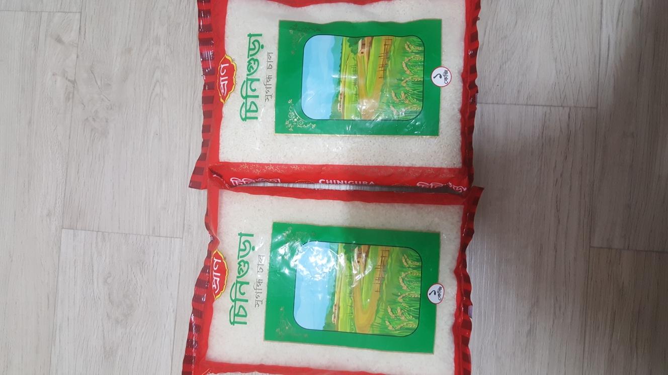 쌀  2키로 (두개500원)