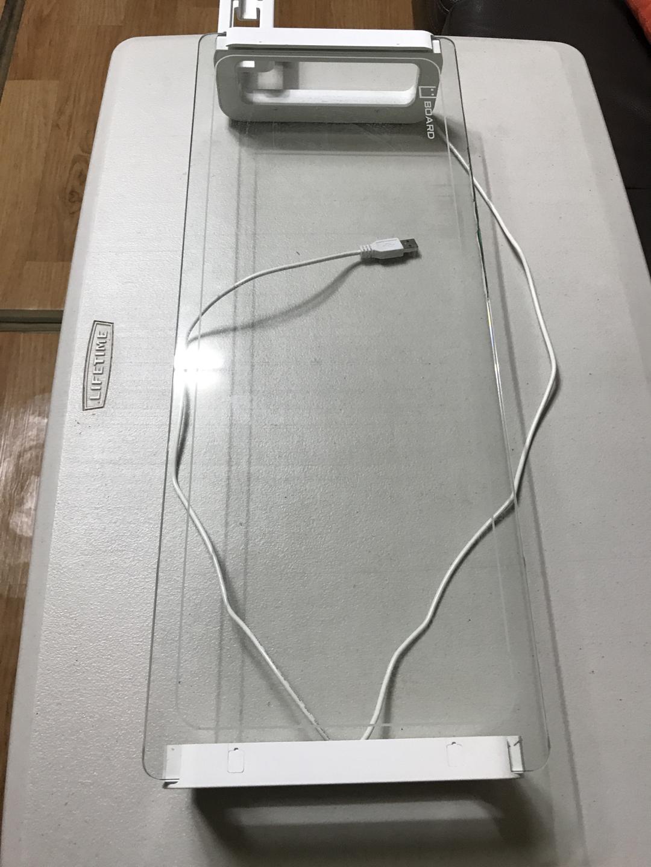 모니터받침대 무료 미사용